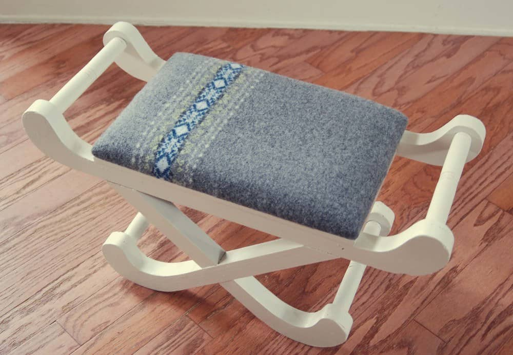 Sweater Stool