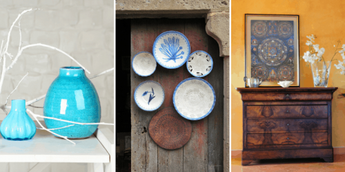 11 Pottery Display Ideas to Make Your Ceramics Pop