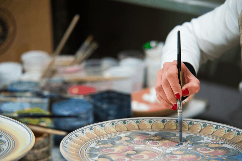 pottery glaze