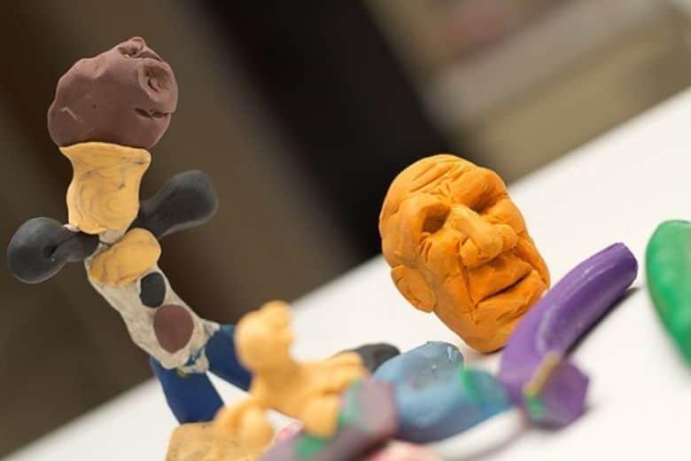 Mold a Relationship Sculpture