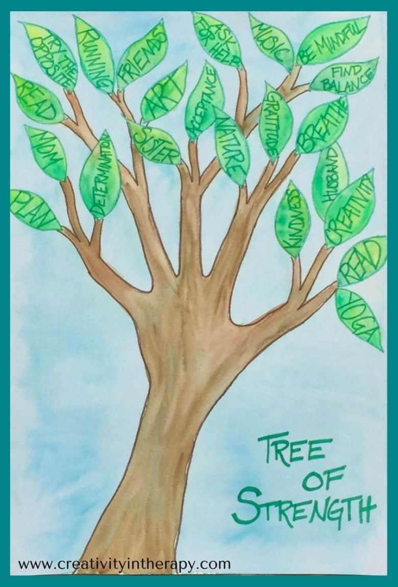 Tree of strength